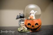 Halloween Globe