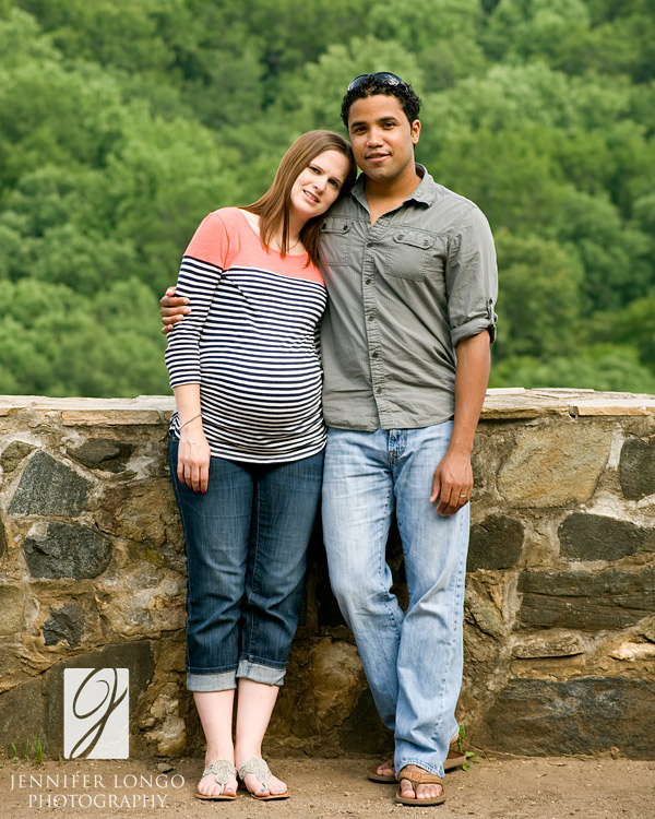 Ellicott City, MD Maternity Session