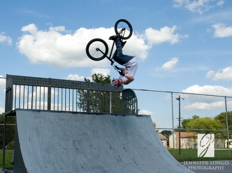 Tyler Jackson - BMX