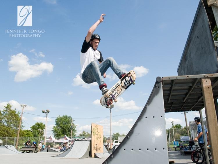 Gettysburg, PA Skateboarding