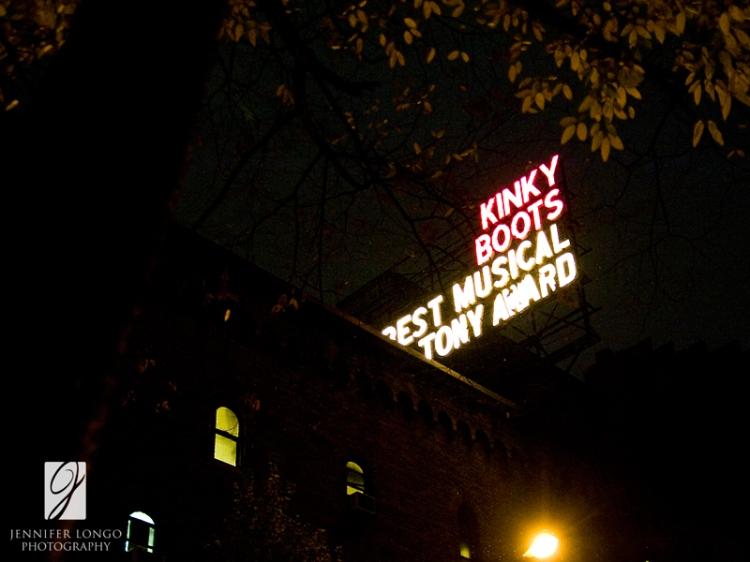 Kinky Boots - NYC