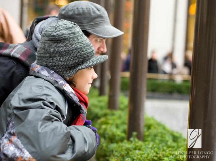Observing Rockefeller