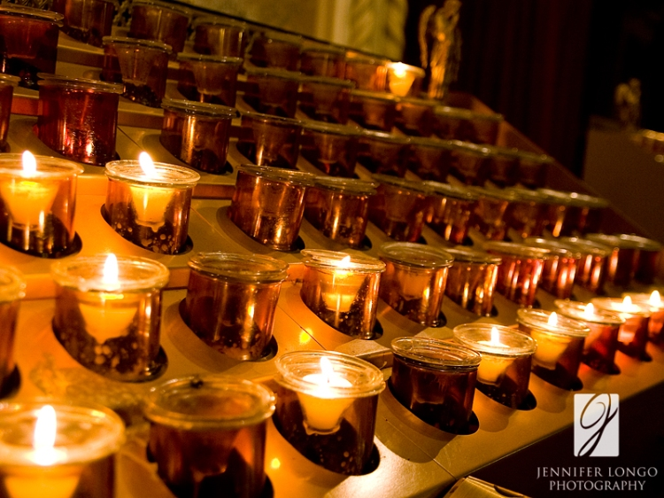 St. Patrick's Cathedral Candlelight