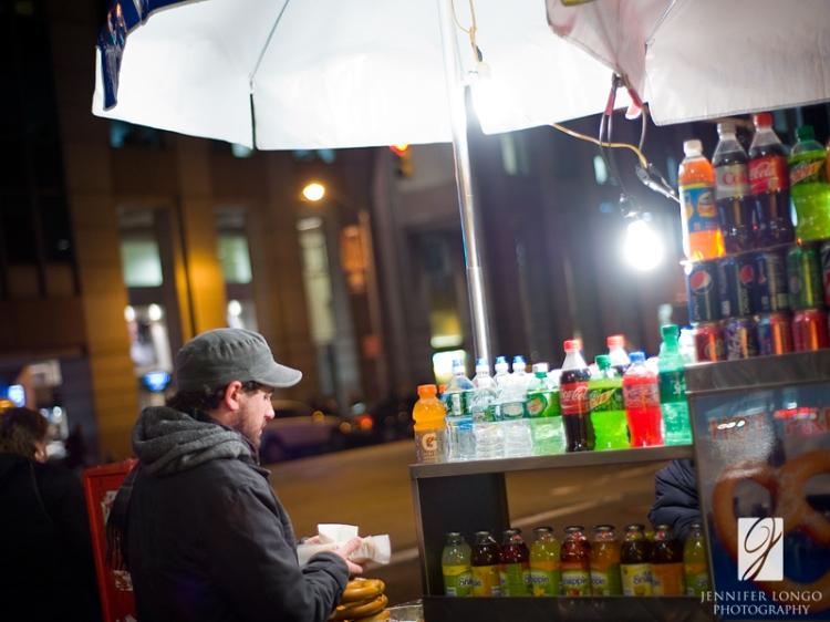 NYC Food Cart