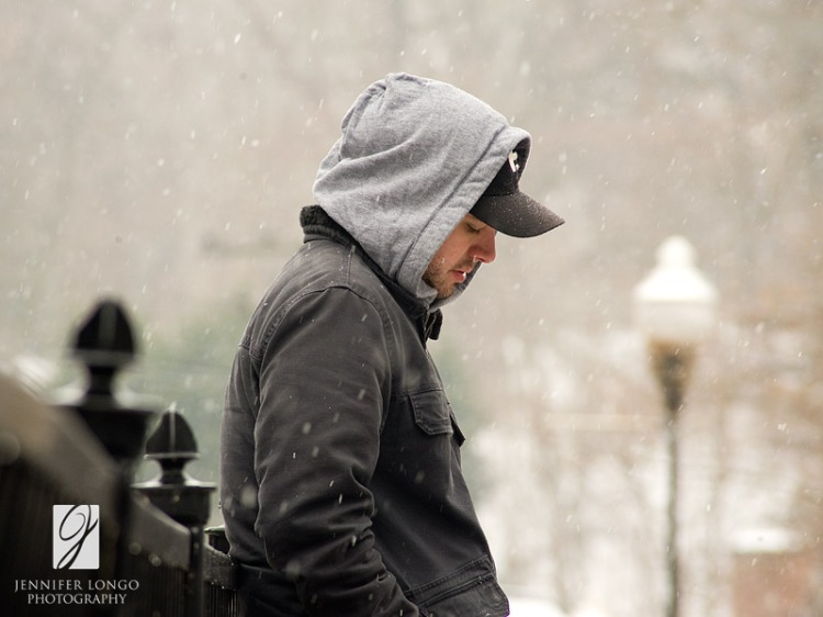 Sadness in the Snow