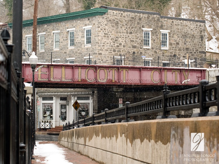 Ellicott City Bridge