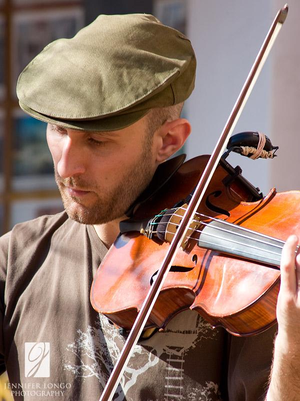 Annapolis Violinist