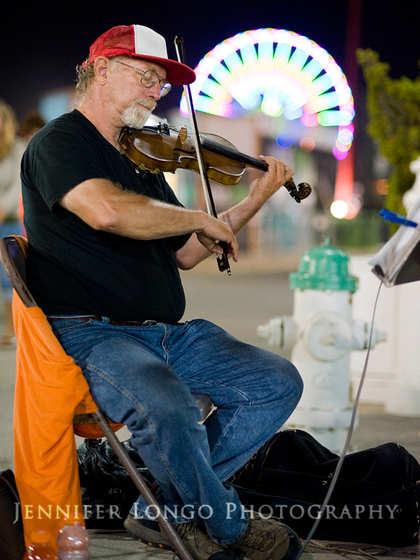 Ocean City, Maryland Violinist