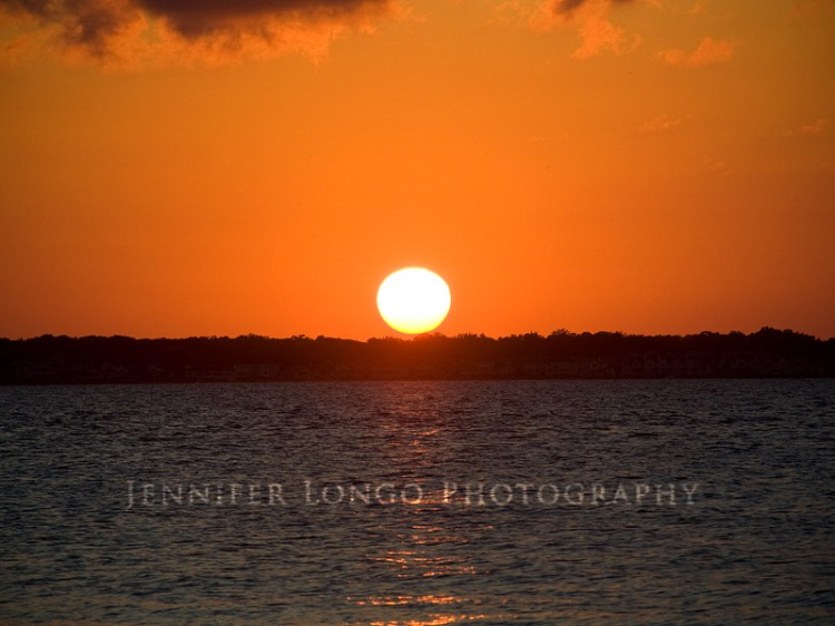Ocean City, Maryland Sunset