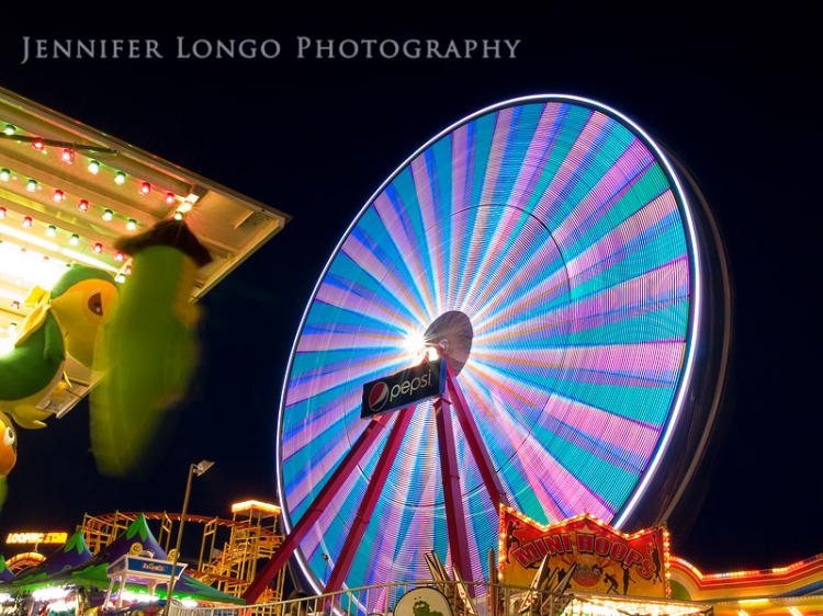 Ocean City, Maryland Ferris Wheel