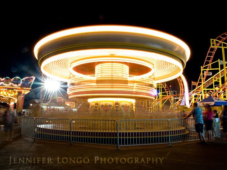 Ocean City, Maryland Carousel