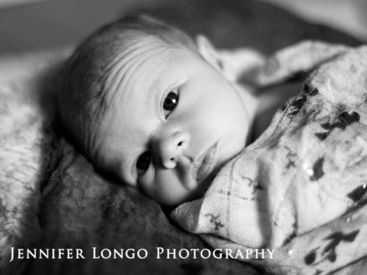 Newborn Photography - Carly