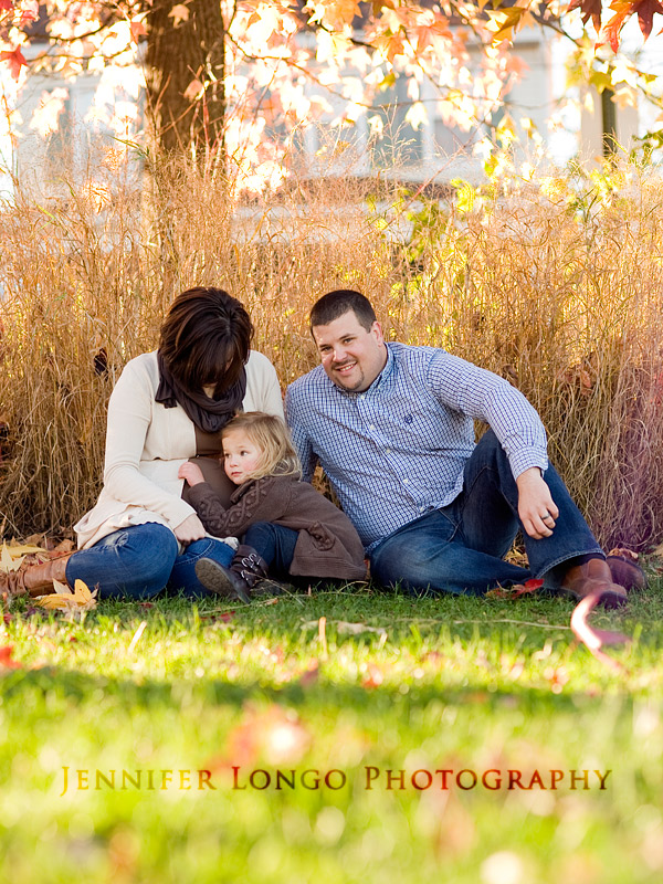 Shrewsbury Family Session
