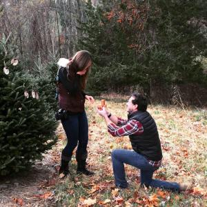 Our Holiday Engagement