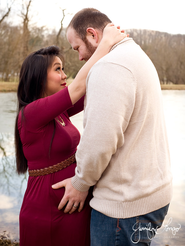 Union Mills Maternity Session