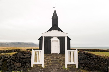 Jennifer Longo Photography - Iceland Budir church