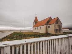 Jennifer Longo Photography - Iceland church