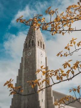 Jennifer Longo Photography - Iceland cathedral