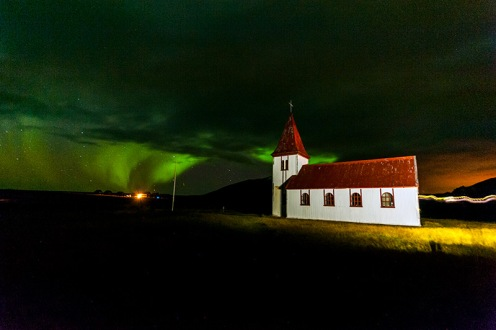 Jennifer Longo Photography - Hellnar Iceland church