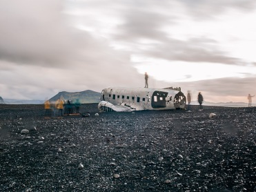 Jennifer Longo Photography - Iceland Plane crash