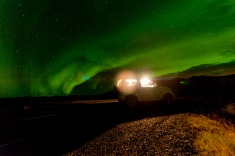 Jennifer Longo Photography - Hellnar Iceland northern lights