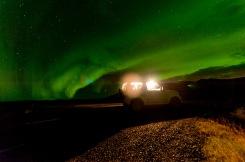 Jennifer Longo Photography - Hellnar Iceland northern lights