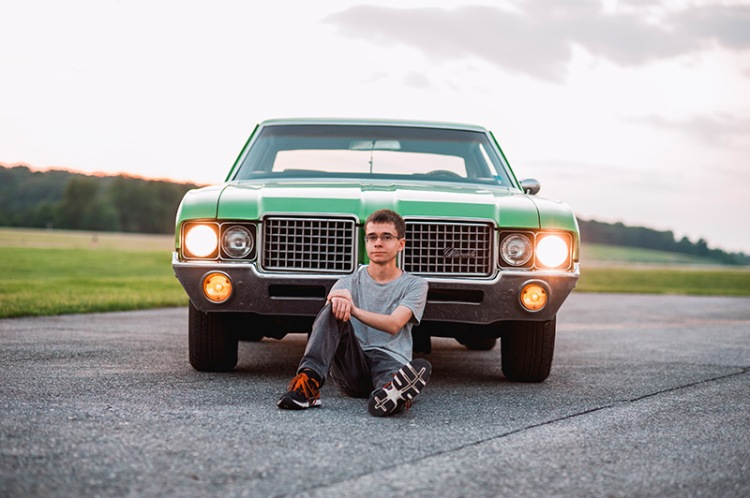 Westminster, MD Senior Photography